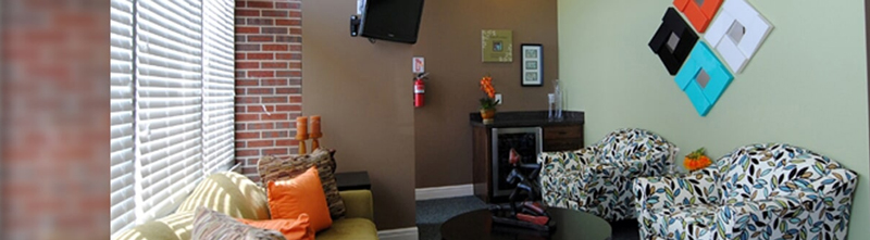 comfortable dental office north kansas city